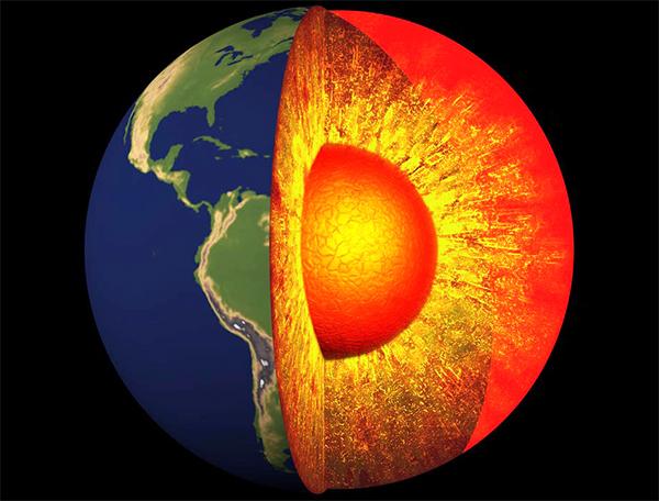 Фильм Земное ядро