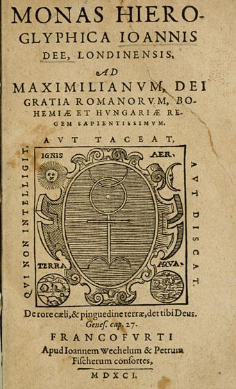 Джон ди иероглифическая монада 1564