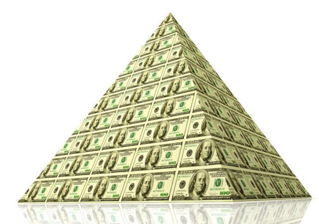 Новая вавилонская финансовая башня