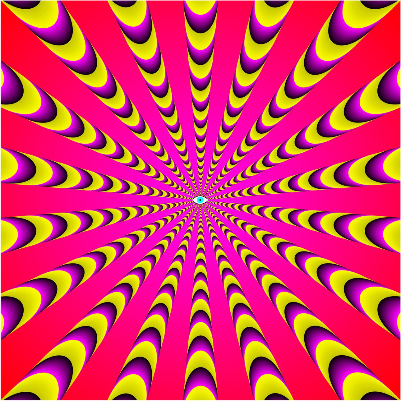Как сделать движущийся фон у картинки. Уроки 98